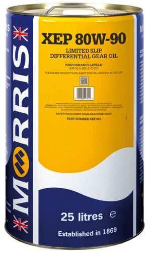 XEP 80W-90 Limited Slip Gear Oil