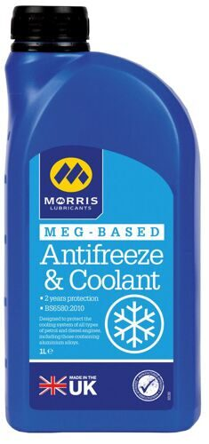 MEG-Based Antifreeze & Coolant (Концентрат) (1 л.)