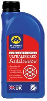 Ultralife Red Antifreeze (Концентрат) (1 л.)