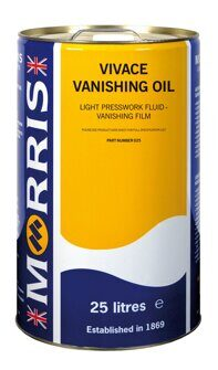 Vivace Vanishing Oil
