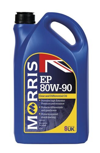 EP 80W-90 Gear Oil GL5 (5 л.)