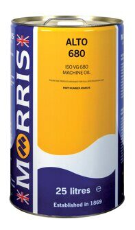 Alto 680 Machine Oil