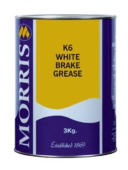 K6 White Brake Grease