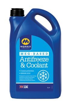 MEG-Based Antifreeze & Coolant (5 л.)