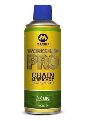 Workshop Pro Chain Lubricant Semi Synthetic