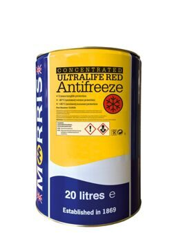 Ultralife Red Antifreeze (20 л.)