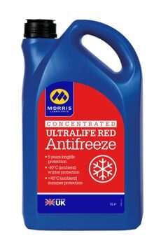 Ultralife Red Antifreeze (5 л.)