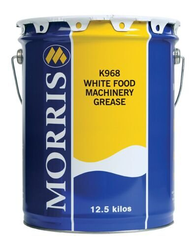 K968 White Food Machinery Grease